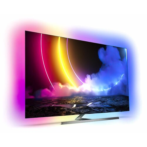 """Telewizor PHILIPS 55OLED856 55"""" OLED 4K 120Hz Android TV Ambilight x4 Dolby Atmos Dolby Vision"""