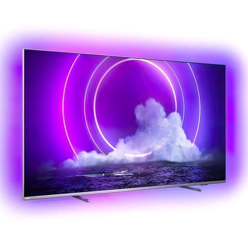 """Telewizor PHILIPS 55PUS9206 55"""" LED 4K 120Hz Android TV Ambilight x4 HDMI 2.1"""