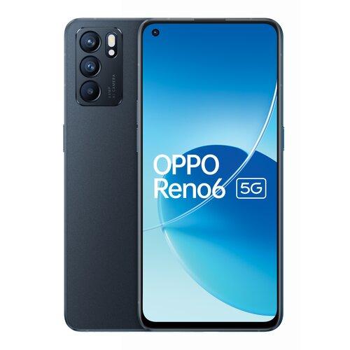 "Smartfon OPPO Reno 6 8/128GB 5G 6.43"" 90Hz Czarny CPH2251"