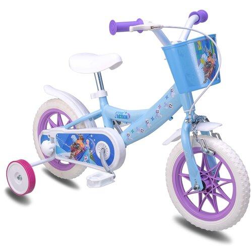 U Rower dziecięcy DISNEY Kraina lodu 12 cali dla dziewczynki