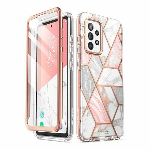 Etui SUPCASE Cosmo dla Samsung Galaxy A52/A52S Różowy