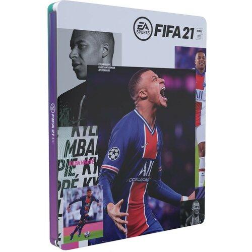 U FIFA 21 Steelbook PROMISE
