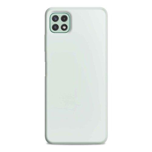 Etui PURO 0.3 Nude do Samsung Galaxy A22 5G Przezroczysty
