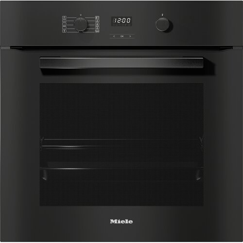 Piekarnik MIELE H 2860 B Obsidianblack Elektryczny Czarny A+
