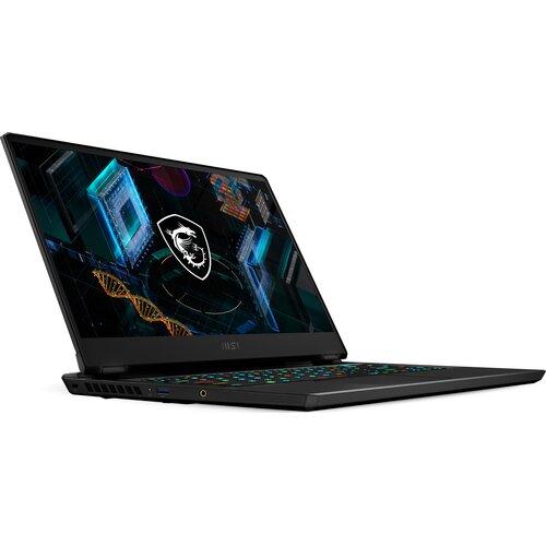 "Laptop MSI GP66 Leopard 15.6"" IPS 240 Hz i7-11800H 16GB SSD 512GB GeForce RTX3070 Windows 10 Home"