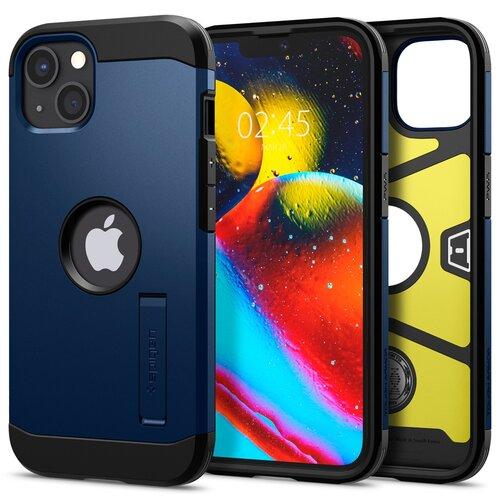 Etui SPIGEN Tough Armor do Apple iPhone 13 Mini Niebieski