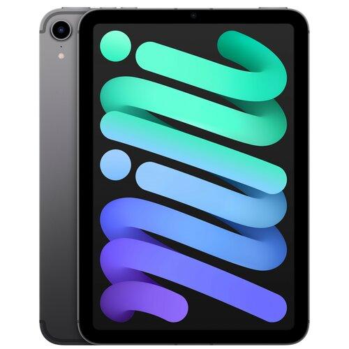 """Tablet APPLE iPad mini 8.3"""" 6 gen. 64GB 5G Wi-Fi Gwiezdna szarość"""