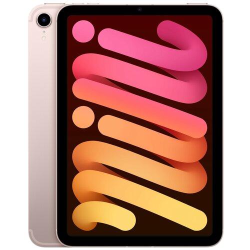 """Tablet APPLE iPad mini 8.3"""" 6 gen. 256GB 5G Wi-Fi Różowy"""