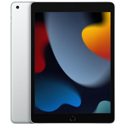 """Tablet APPLE iPad 10.2"""" 9 gen. 256GB Wi-Fi Srebrny"""