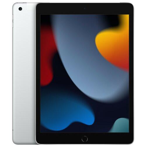 """Tablet APPLE iPad 10.2"""" 9 gen. 64GB LTE Wi-Fi Srebrny"""