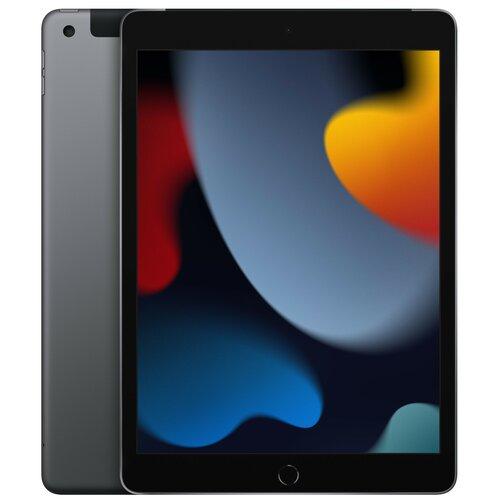 """Tablet APPLE iPad 10.2"""" 9 gen. 256GB LTE Wi-Fi Gwiezdna szarość"""
