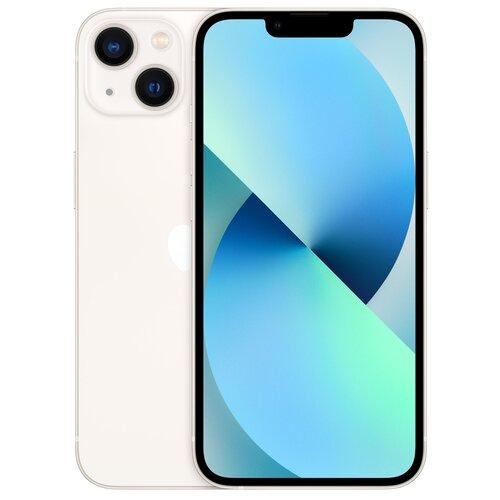 """Smartfon APPLE iPhone 13 mini 256GB 5G 5.4"""" Biały MLK63PM/A"""