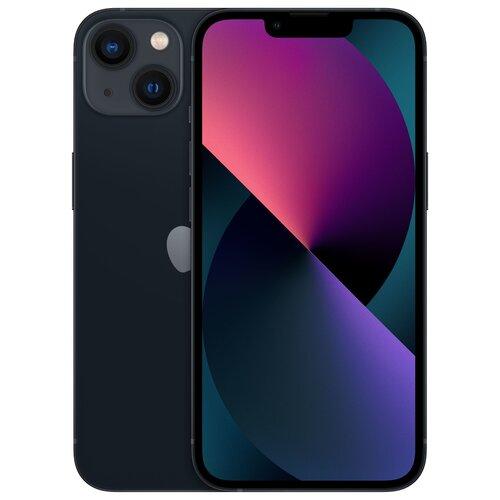 """Smartfon APPLE iPhone 13 mini 512GB 5G 5.4"""" Czarny MLKA3PM/A"""