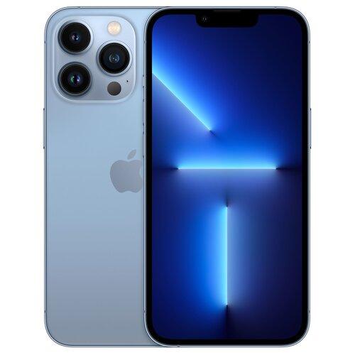 """Smartfon APPLE iPhone 13 Pro 512GB 5G 6.1"""" 120Hz Błękitny MLVU3PM/A"""