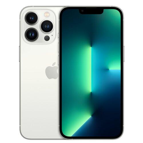 "Smartfon APPLE iPhone 13 Pro 128GB 5G 6.1"" 120Hz Srebrny MLVA3PM/A"