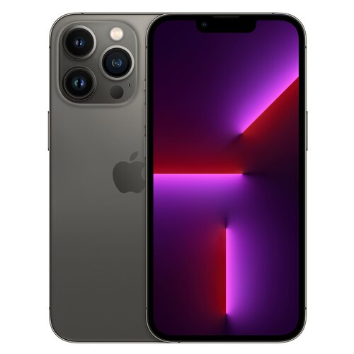 "Smartfon APPLE iPhone 13 Pro 128GB 5G 6.1"" 120Hz Grafitowy MLV93PM/A"