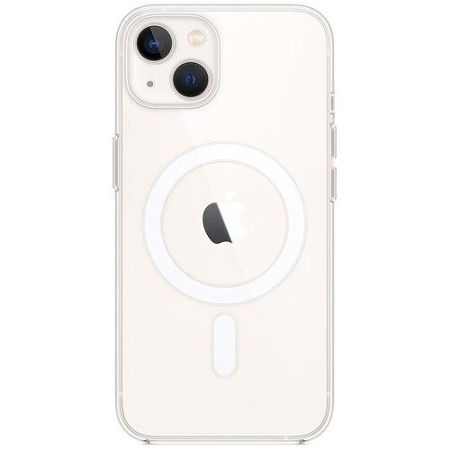 Etui APPLE Clear Case do iPhone 13 Przezroczysty
