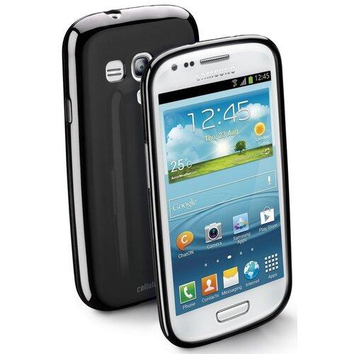 Etui CELLULAR LINE Shocking do Samsung Galaxy S3 Mini Czarny