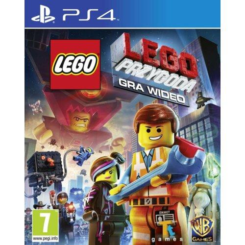 LEGO Przygoda Gra PS4 (Kompatybilna z PS5)