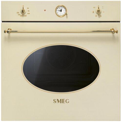 Piekarnik SMEG SF 800P Elektryczny Kremowy A
