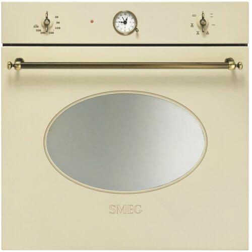 Piekarnik SMEG SF800PO Elektryczny Kremowy A