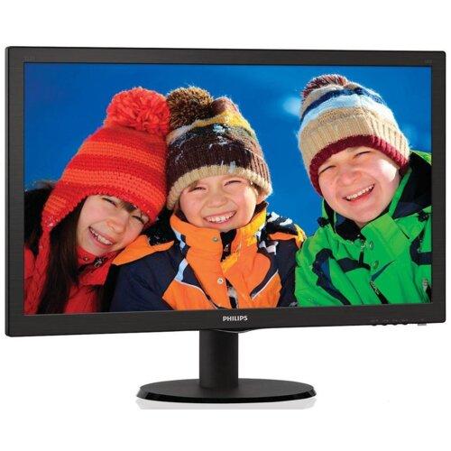 "Monitor PHILIPS 223V5LSB2 22"" 1920x1080px"