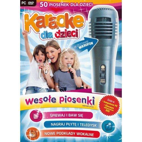 Karaoke dla Dzieci: Wesołe Piosenki Gra PC