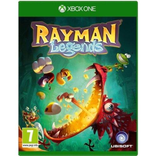 Rayman Legends Gra XBOX ONE (Kompatybilna z Xbox Series X)
