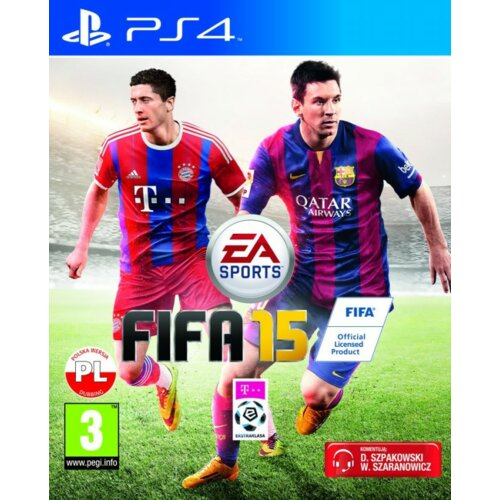 FIFA 15 Gra PS4 (Kompatybilna z PS5)