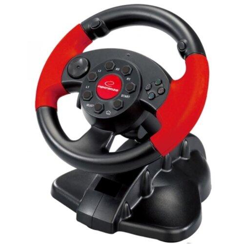 Kierownica ESPERANZA High Octane (PC/PS2/PS3)