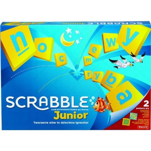 Gra planszowa MATTEL Scrabble Junior