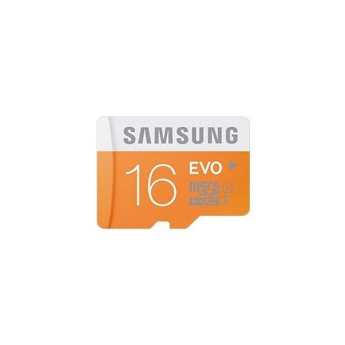 Karta pamięci SAMSUNG microSDHC 16GB Evo