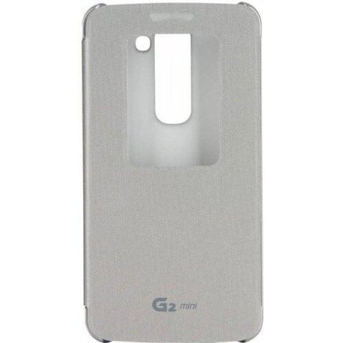 Etui LG do G2 Mini CCF-370 AGEUSV Srebrny