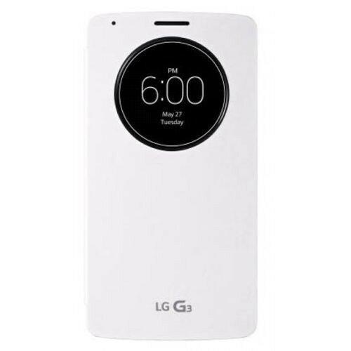 Etui LG do G3 CCF-345G AGEUWH Biały