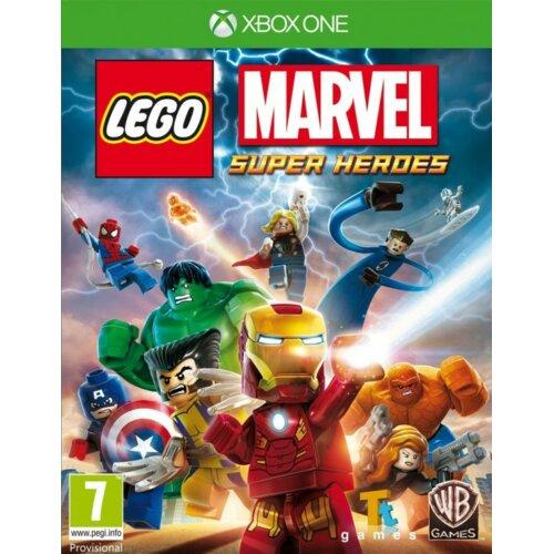 Lego Marvel: Super Heroes Gra XBOX ONE (Kompatybilna z Xbox Series X)