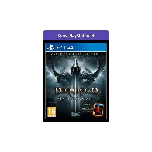 Diablo 3 Ultimate Evil Edition Gra PS4 (Kompatybilna z PS5)