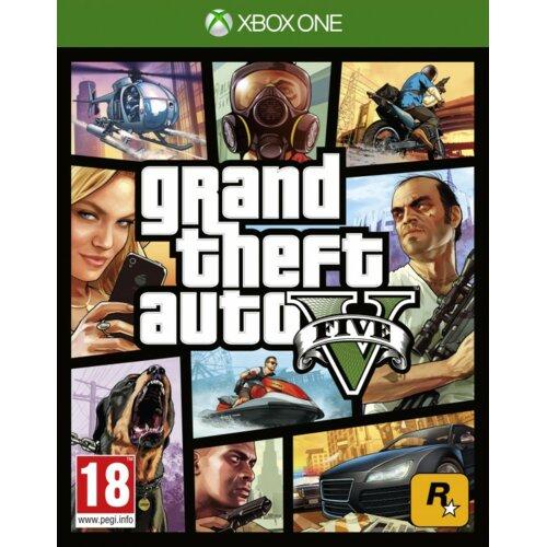 GTA V Gra XBOX ONE (Kompatybilna z Xbox Series X)