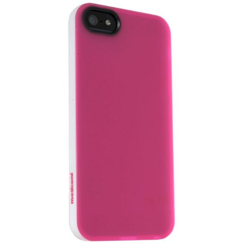 Etui TTEC 2PNA2013P Slimfit do Apple iPhone SE/5S/5 Różowy
