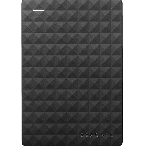 Dysk SEAGATE Expansion Portable 2TB HDD Czarny