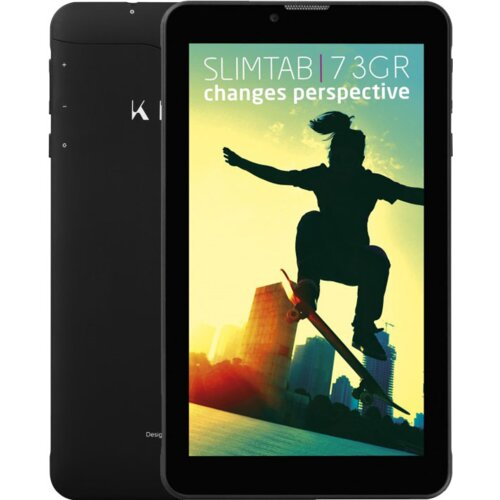 "Tablet KIANO SlimTab 7"" 1/8 GB 3G Wi-Fi Czarny"