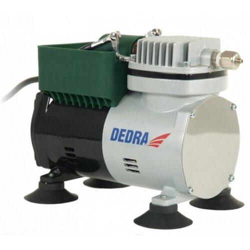 Zestaw do malowania precyzyjnego DEDRA DED7470 300 Watt z kompresorem mini