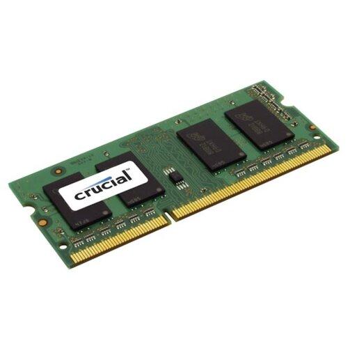 Pamięć RAM CRUCIAL 8GB 1600MHz DDR3L CT102464BF160B