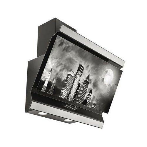 Okap VDB Deco Manhattan 60 Czarny