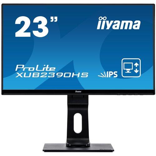 "Monitor IIYAMA ProLite XUB2390HS 23"" 1920x1080px 4 ms"