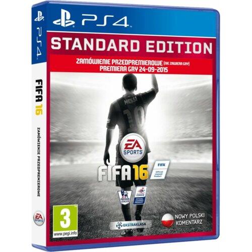 FIFA 16 Gra PS4 (Kompatybilna z PS5)