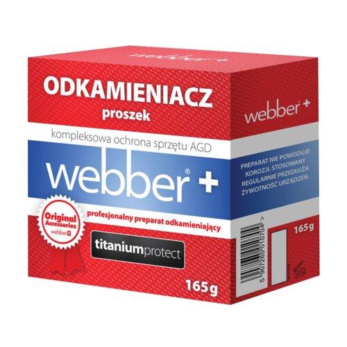 Odkamieniacz do czajników i ekspresów WEBBER 165 g
