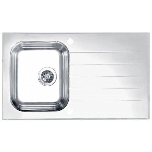 Zlewozmywak ALVEUS Glassix 10 POP-UP 3 1/2 1099462 Satyna-biały