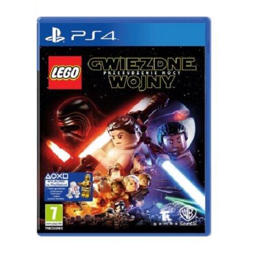 LEGO Star Wars: Przebudzenie Mocy Gra PS4 (Kompatybilna z PS5)