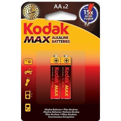 Baterie AA LR6 KODAK Max KAA-2 (2 szt.)