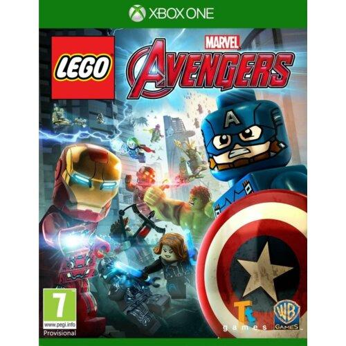 Lego Marvel: Avengers Gra XBOX ONE (Kompatybilna z Xbox Series X)